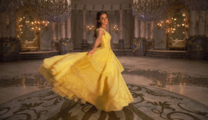 FILM TITLE: BEAUTY AND THE BEAST 2016 HANDOUT ... Emma Watson as Belle in Disney's BEAUTY AND THE BEAST, a live-action adaptation of the studio's classic animated film.