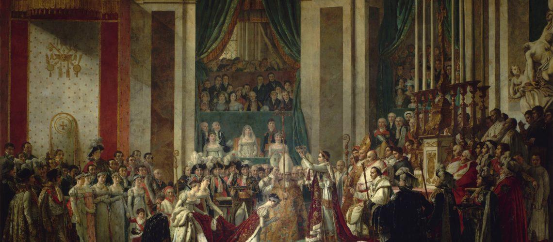 Jacques_Louis_David_-_Le_couronnement_de_l'Empereur_et_de_l'Impératrice,_2_décembre_1804_-_Google_Art_Project